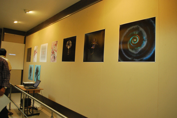 migo, linear vibes, space design, industrial, Pune Biennale 2013