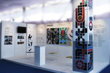 migo, linear vibes, space design, industrial, Constro Exhibition 2014