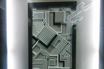 migo, linear vibes, space design, industrial, Kuber Properties
