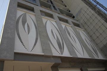 migo, linear vibes, space design, industrial, Wadhwa